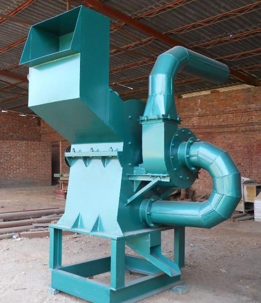 供应河北易拉罐粉碎机报价/保定油漆桶破碎机设备大