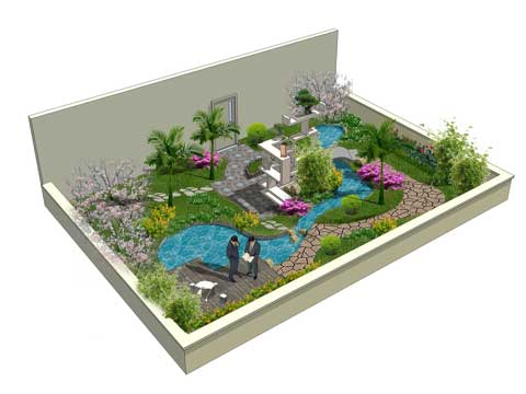 河南郑州屋顶花园屋顶绿化