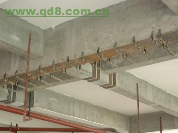 供应北京专业承重墙拆除钢结构加固工程打孔