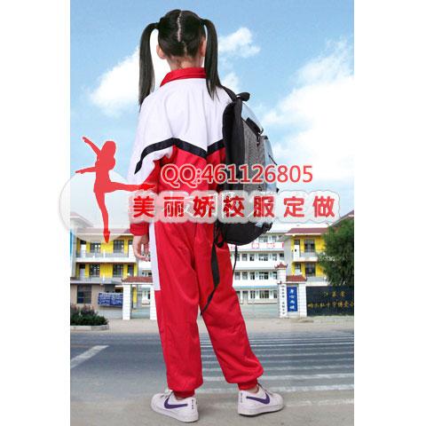 供应深圳初中校服上海初中校服初中生校服订做 高清图片