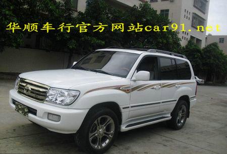 06丰田lx4700黄江二手车