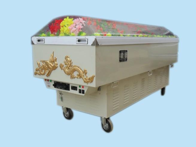 甘肃兰州大龙水晶棺制冷设备