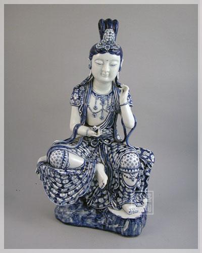 供应景德镇窑盛陶瓷雕塑