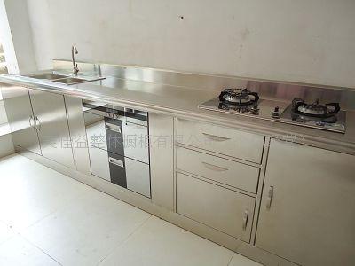厨房橱柜专用不锈钢台面