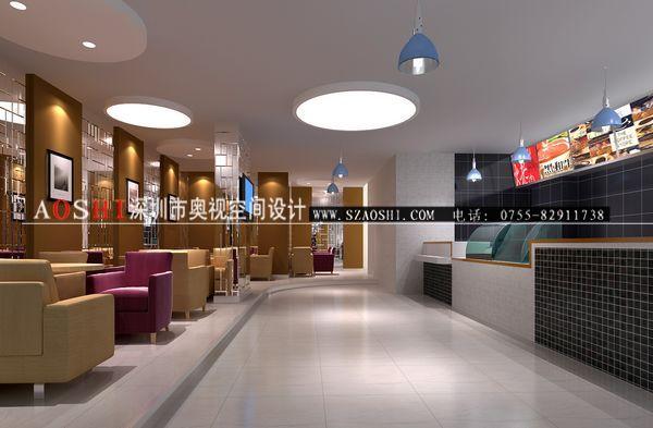 茶餐厅设计 咖啡厅设计 品 牌:深圳餐饮空间设计公司 发布日期:2012-8