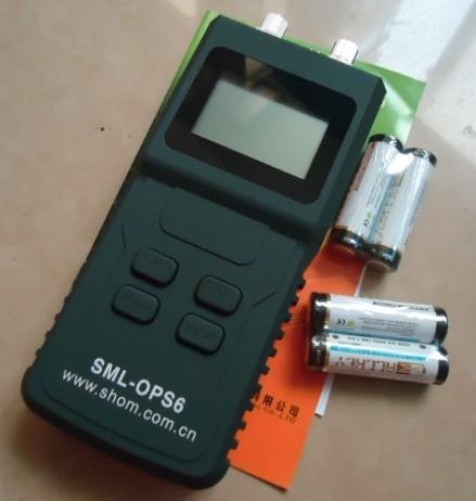供应杉木sml-ops6网络测试仪光纤检测 杉木林寻线仪