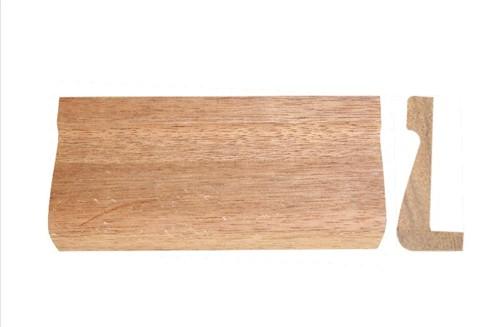 实木贴皮门套线条