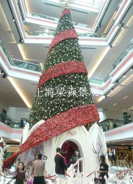 大型圣诞树/圣诞树厂家/圣诞树