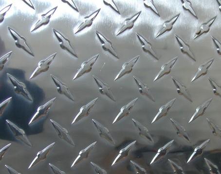 花纹铝板,压花铝板,五条经铝板