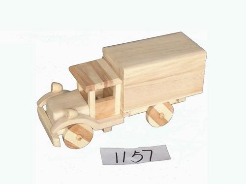 玩具车 木质玩具车