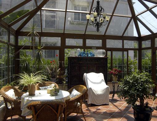 供应欧式阳光房-阳光房设计-玻璃阳光房效果图-阳光房